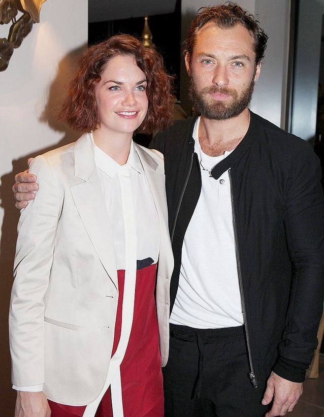 Jude Law et Ruth Wilson
