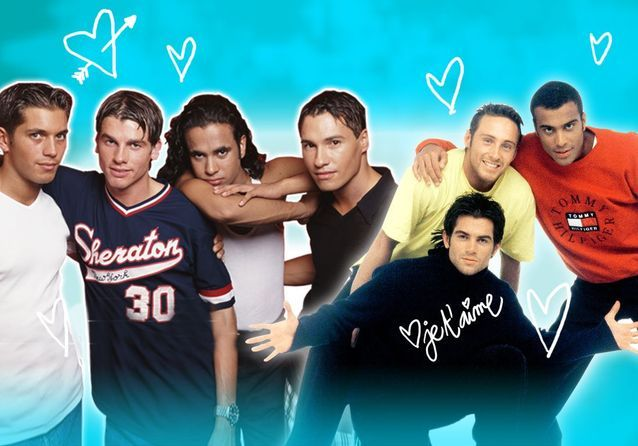 2Be3, Worlds Apart, Alliage, 3T… Que sont devenus les boys bands des 90's ?