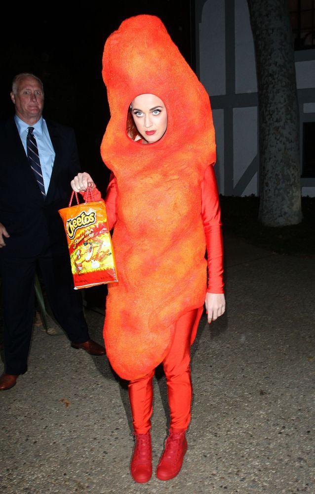 Le costume de Katy Perry