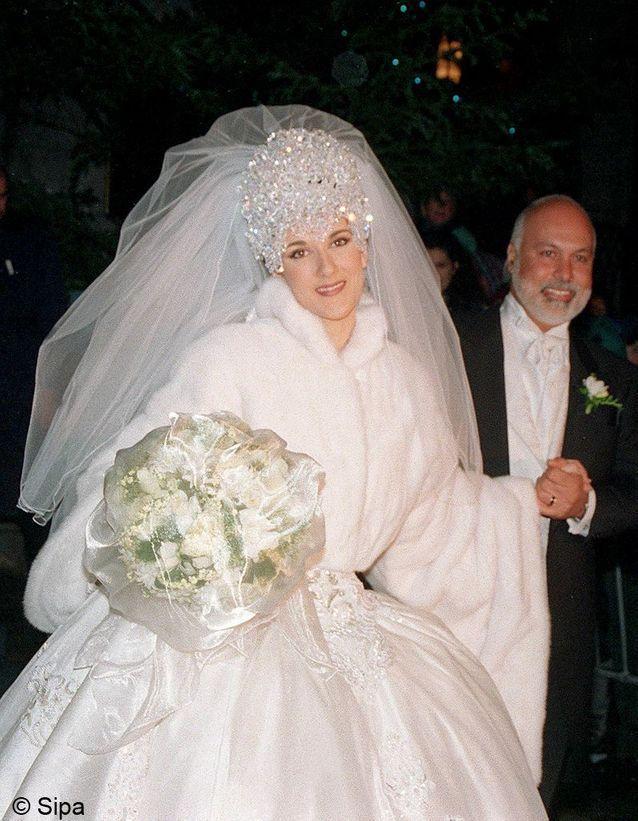 Le mariage Céline Dion et René Angélil