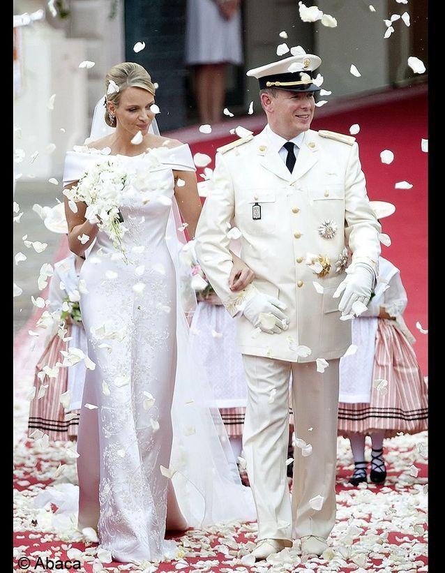 le mariage de Albert de Monaco et Charlène Wittstock