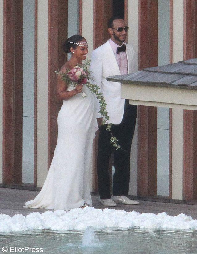 Le mariage de Alicia Keys et Swizz Beatz
