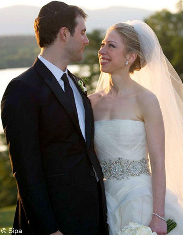 Le mariage de Chelsea Clinton et Marc Mezvinski
