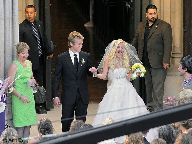 Le mariage de Heidi Montag et Spencer Pratt