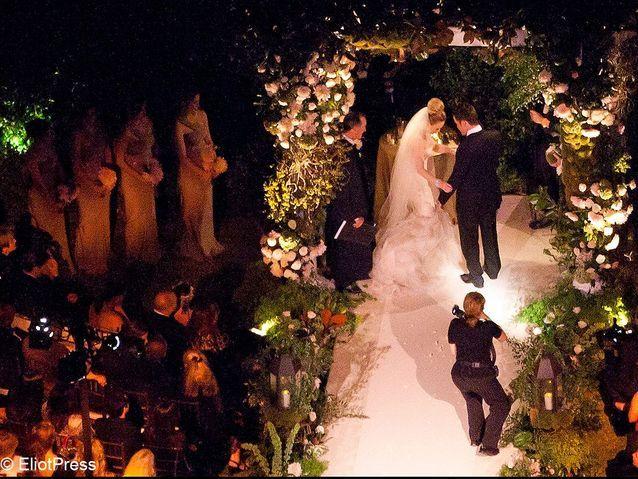 Le mariage de Hilary Duff et Mike Comrie
