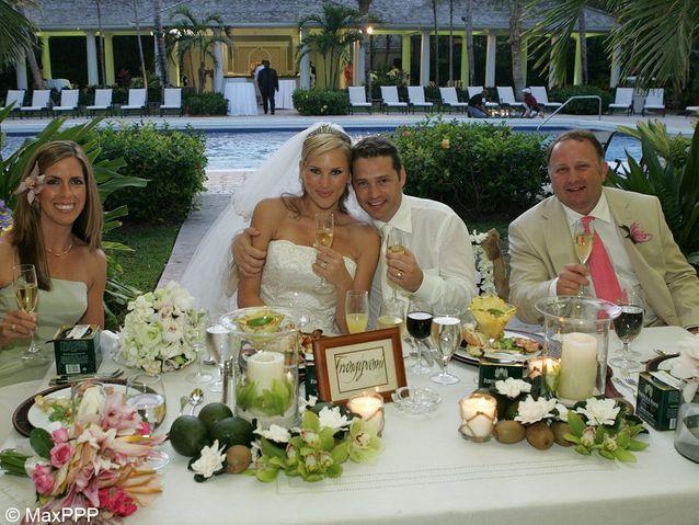 Le mariage de Jason Priestley et Naomi Lowde