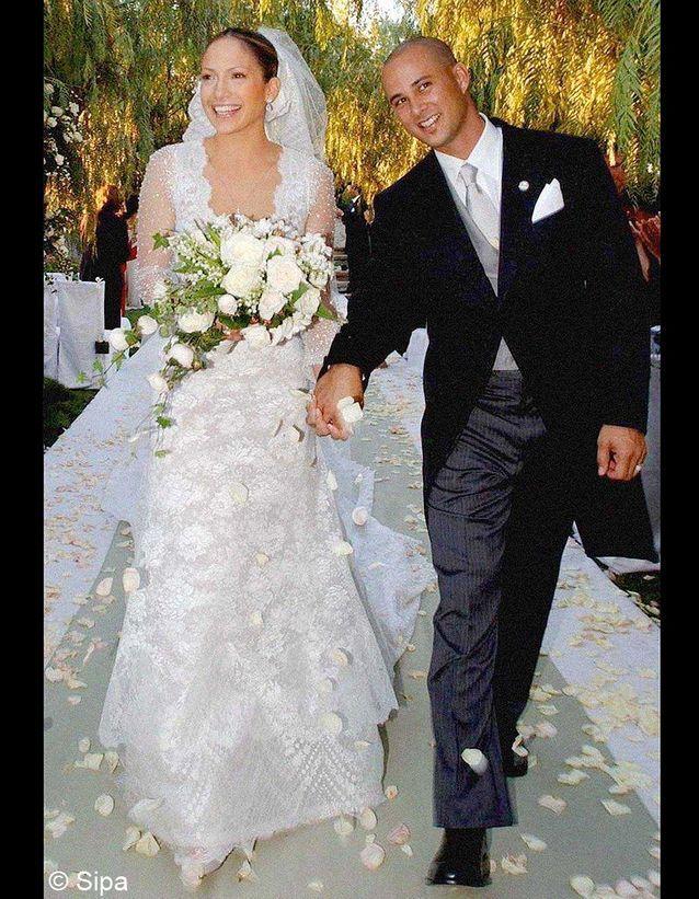 le mariage de Jennifer Lopez et Cris Judd