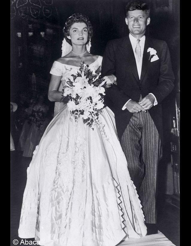 Le mariage de John Fitzgerald Kenny et Jacqueline Bouvier