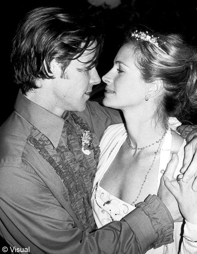 Le mariage de Julia Roberts et Danny Moder