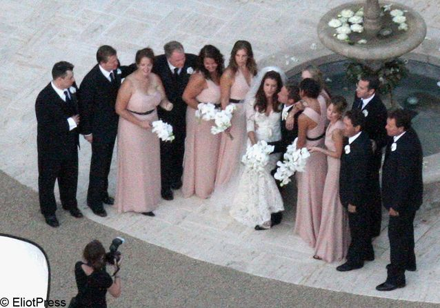 le mariage de Kate Walsh et Alex Young