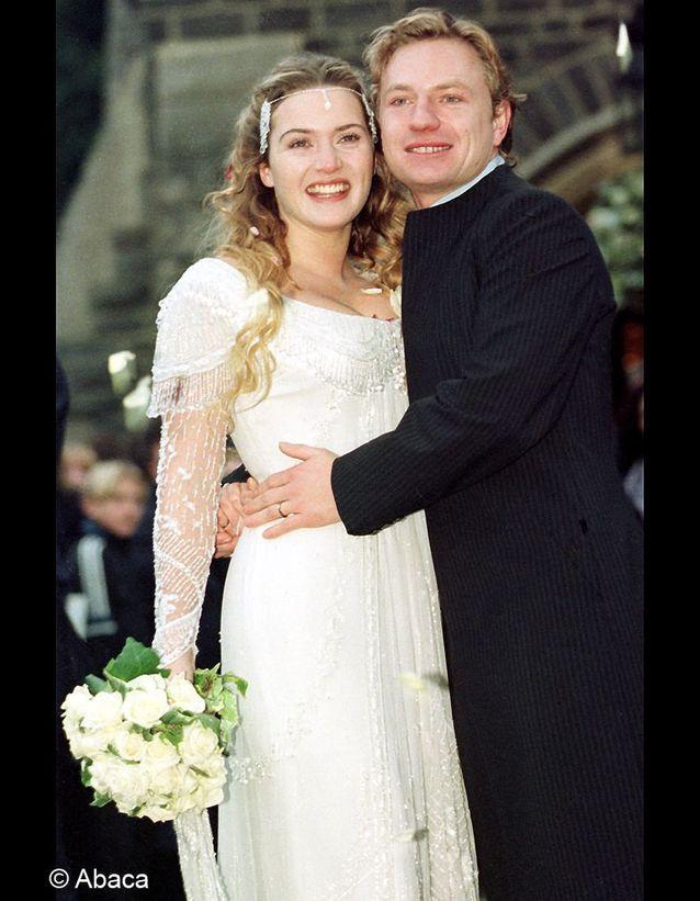 le mariage de Kate Winslet et Jim Threapleton