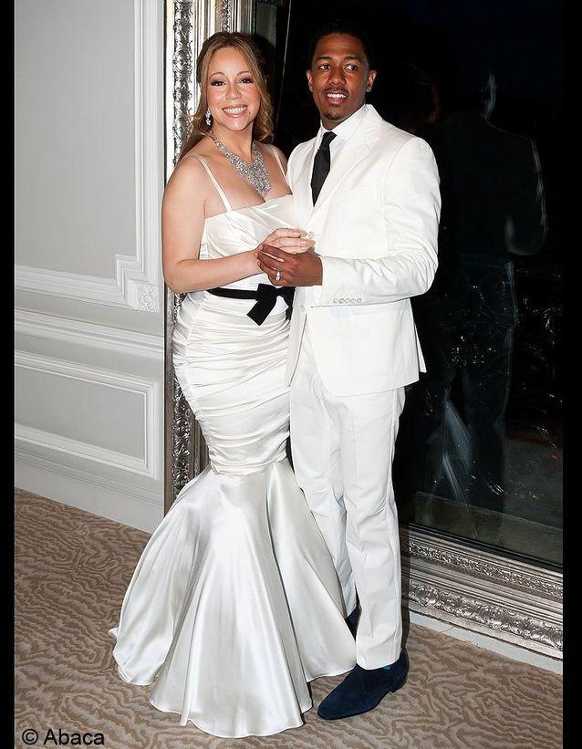 le mariage de Mariah Carey et Nick Cannon