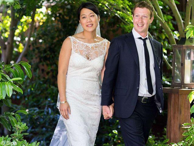 le mariage de Mark Zuckerberg et Priscilla Chan