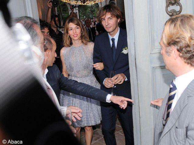 le mariage de Sofia Coppola et Thomas Mars