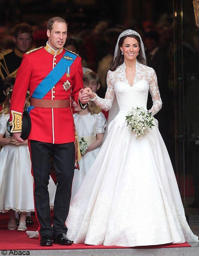 le mariage du prince William et Kate Middleton