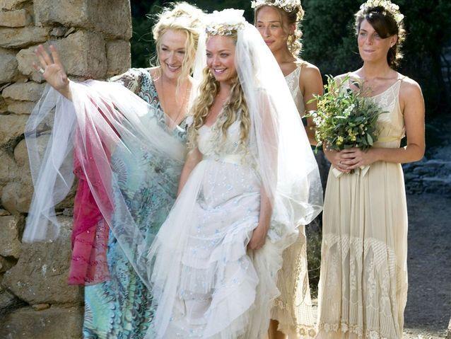 Amanda Seyfried dans « Mamma Mia »