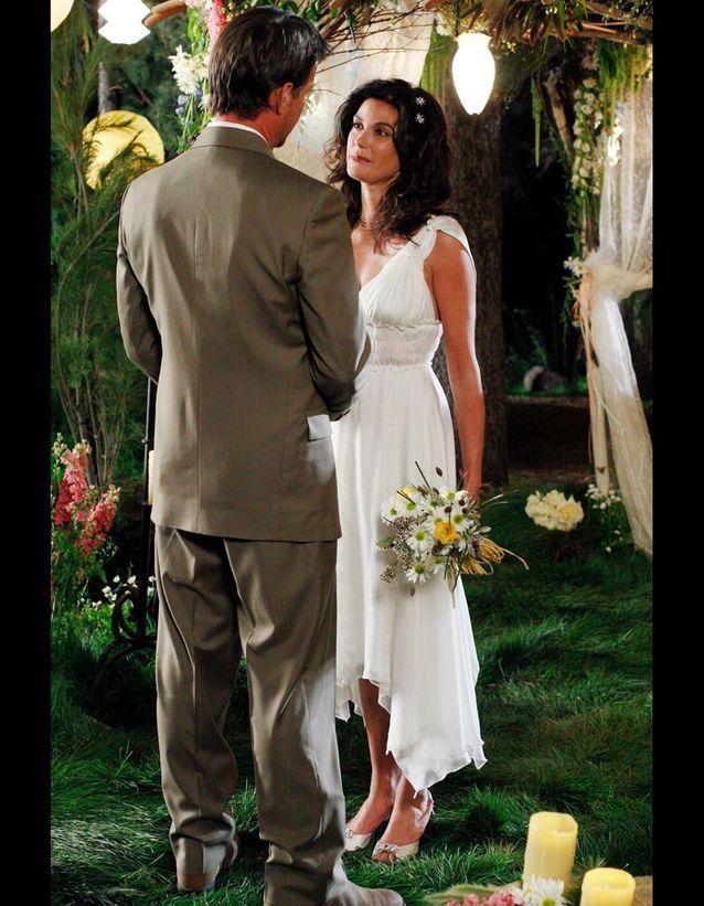 Mike et Susan dans « Desperate Housewives »