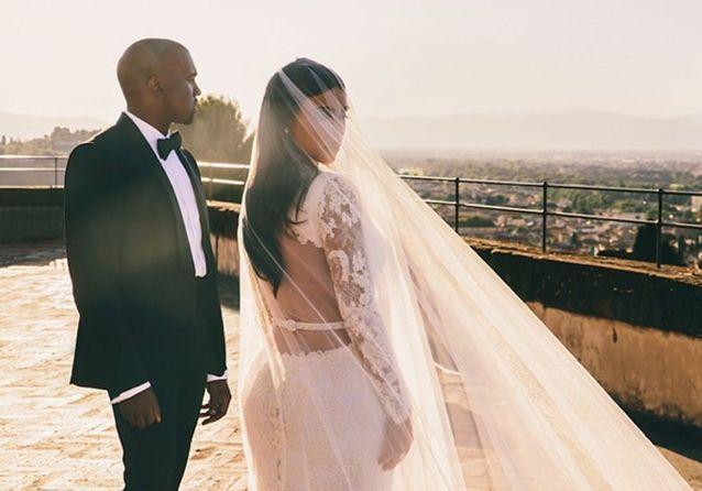 Les meilleures photos de mariage de stars