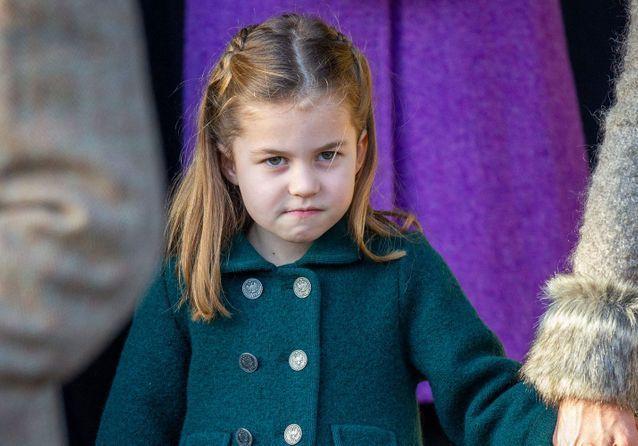 À 4 ans, la princesse Charlotte est déjà une icône de mode