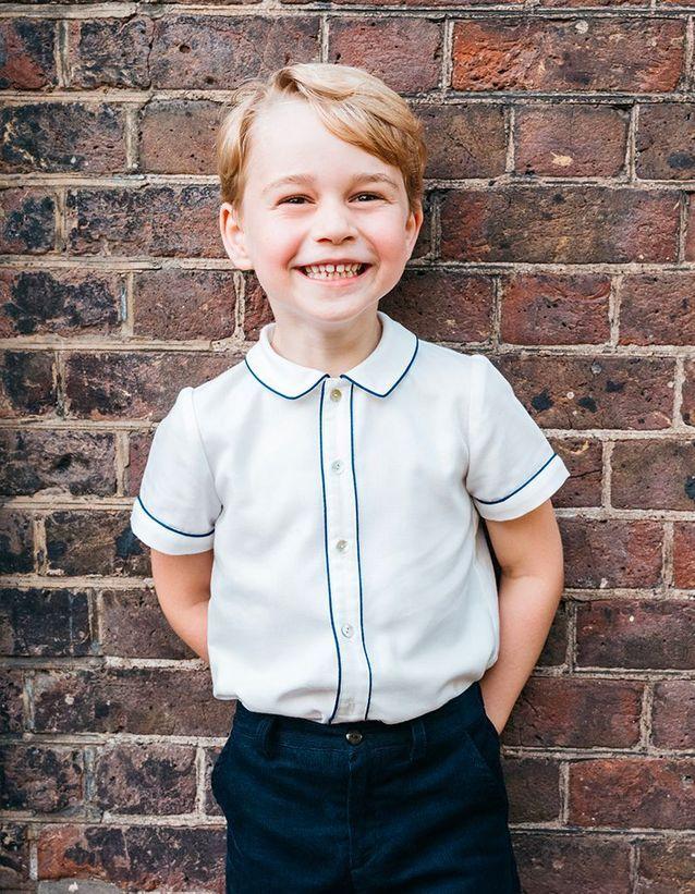 La photo de ses 5 ans
