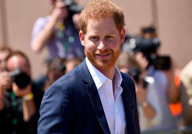A peine parti de la famille royale, le prince Harry se remet au travail !