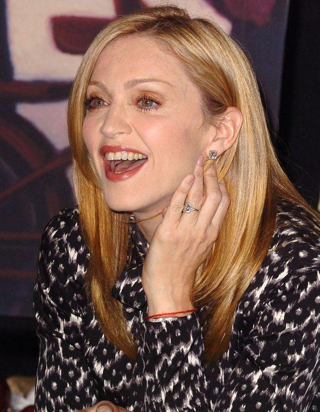 L'alliance de Madonna