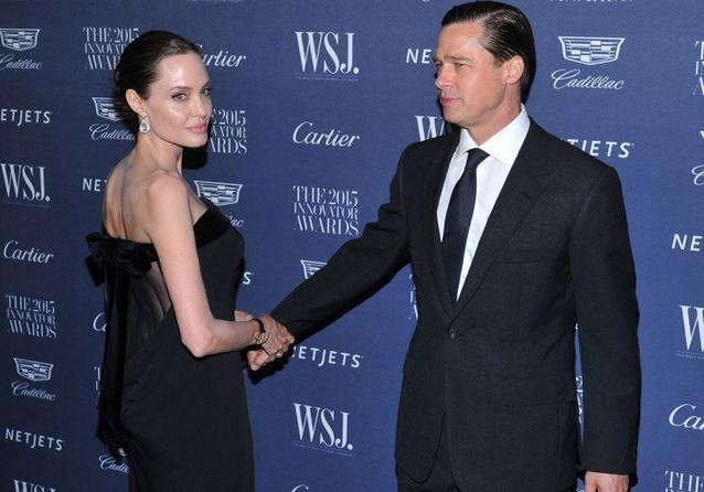 Angelina Jolie-Brad Pitt: clap de fin