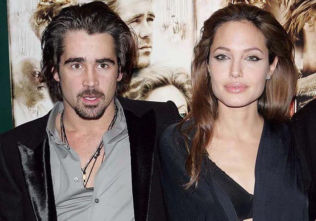 Angelina Jolie En Couple Ses Plus Belles Histoires Damour
