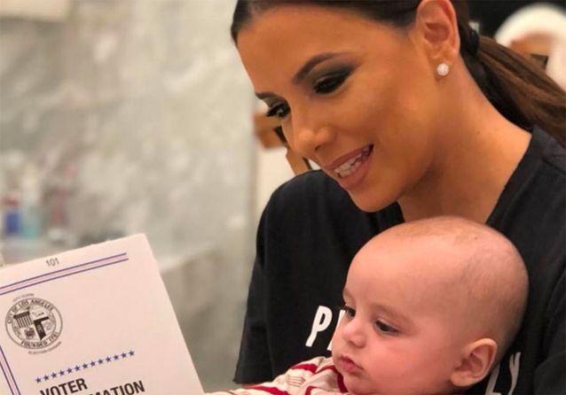 Bébé de star: qui sont les bébés de l'année 2018?