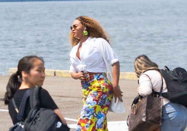 Beyoncé : virée express et démesurée à Brooklyn avec son époux Jay-Z