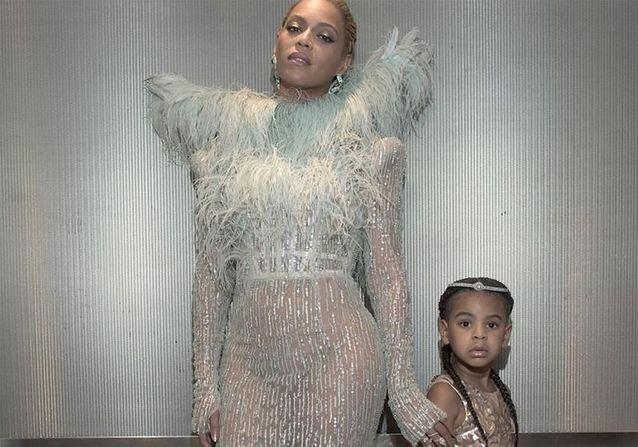 Beyoncé, Jay Z et Blue Ivy : leur album de famille presque ordinaire