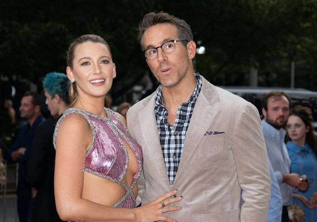 Blake Lively et Ryan Reynolds : apparition glamour sur le tapis rouge
