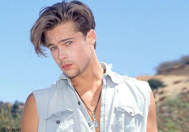 Brad Pitt: son CV capillaire!