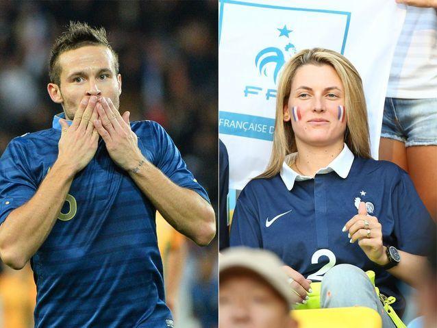 Mathieu et Ludivine Debuchy