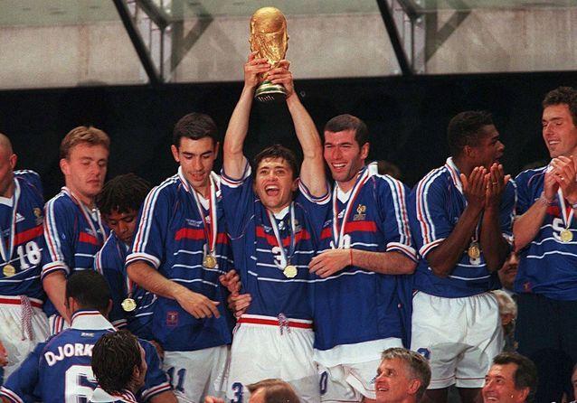 France 98 : c'était il y a vingt-et-un ans, la victoire des Bleus !