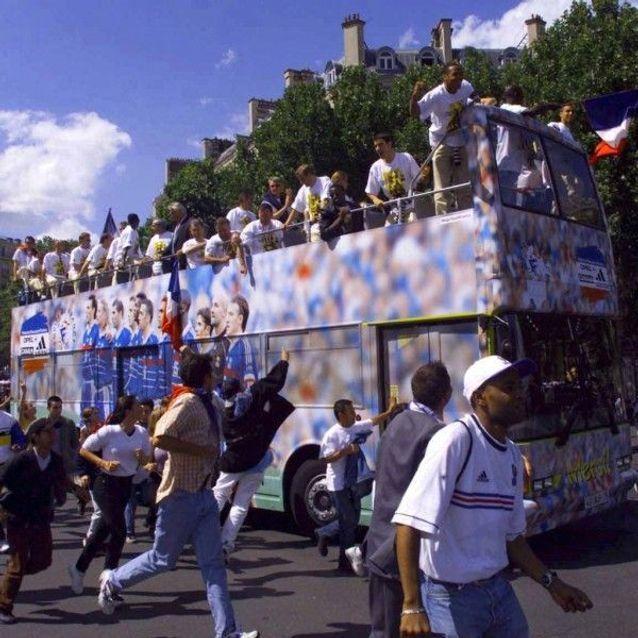 Le bus des Bleus