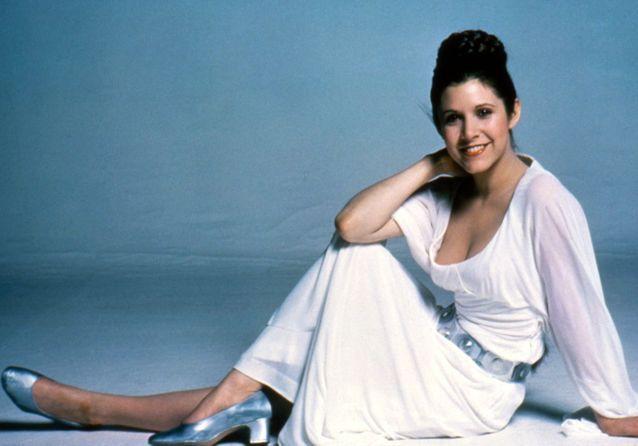 Carrie Fisher, le destin d'une princesse