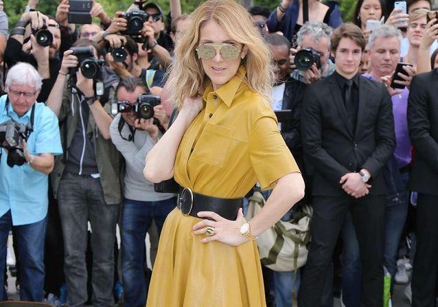 Céline Dion à la Fashion week : nue pour Vogue, complice avec Cristina Cordula... elle fait le show