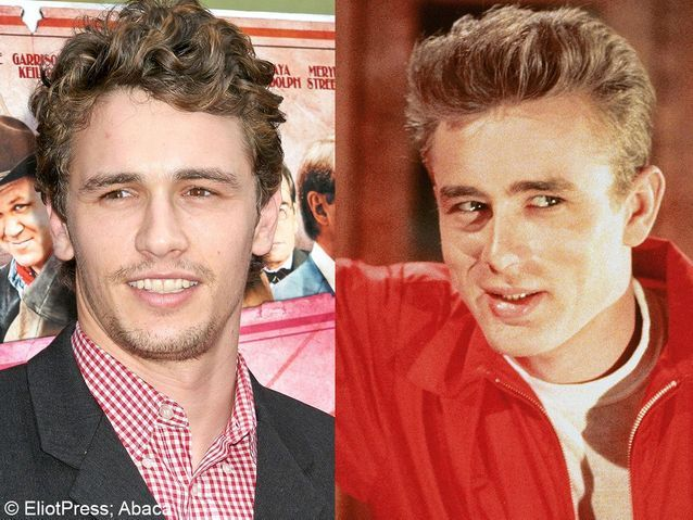 James Franco et James Dean
