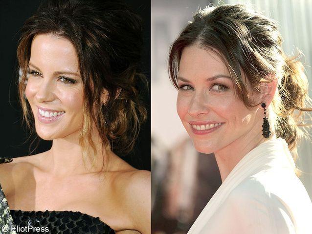 Kate Beckinsale («Underworld») et Evangeline Lilly («Lost»)