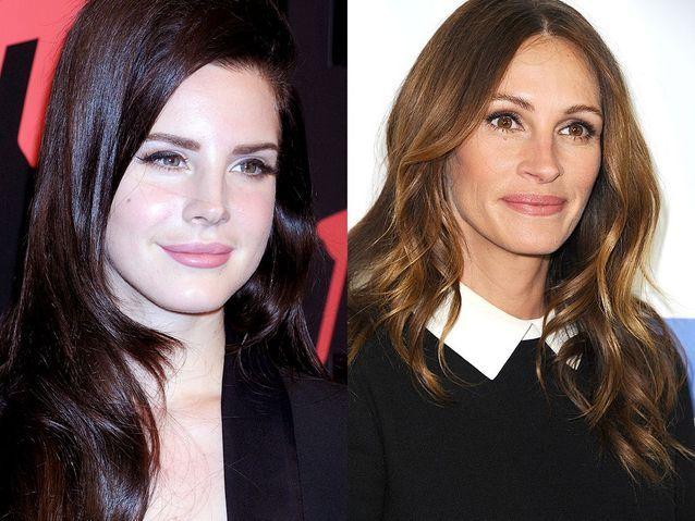 Lana Del Rey et Julia Roberts