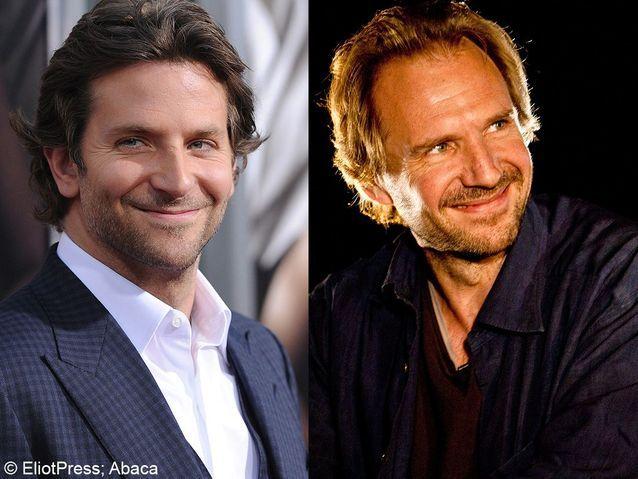 Ralph Fiennes et Bradley Cooper