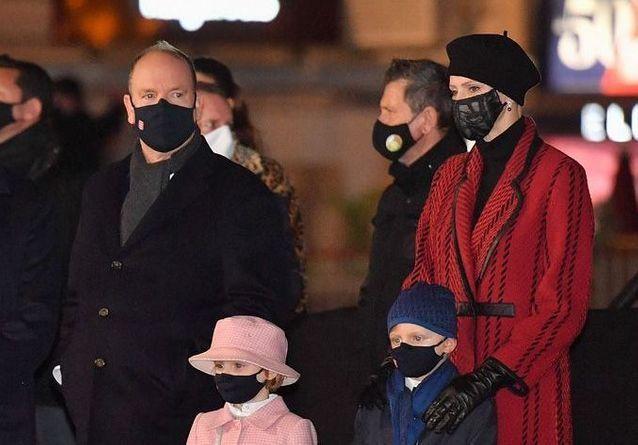 Charlène de Monaco complice avec Jacques et Gabriella pour une tradition monégasque