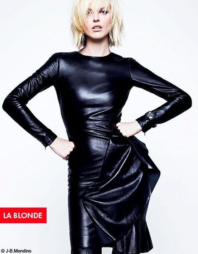 Eva Herzigova, la blonde