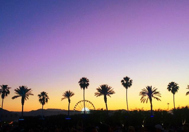 Coachella: les plus belles photos des festivaliers