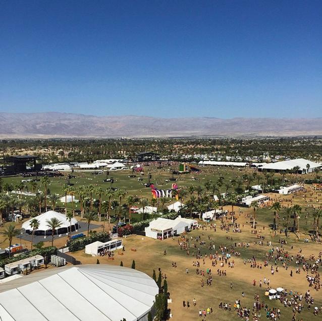 Coachella se remplit doucement…