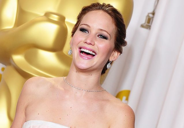 Comment se marrer avec Jennifer Lawrence en 20 gifs ?