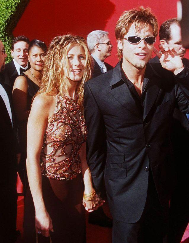 La première photo officielle, aux Emmy Awards 1999