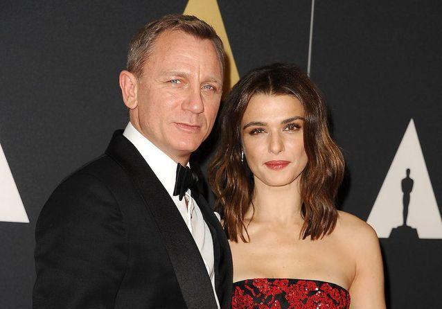 Couple de légende : Daniel Craig et Rachel Weisz, l'espion qui l'aimait