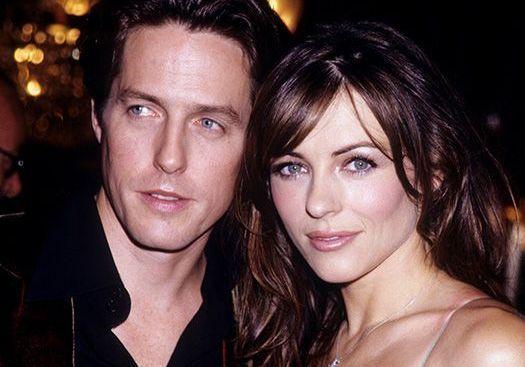 Couple de légende: Hugh Grant et Elizabeth Hurley,sobritish